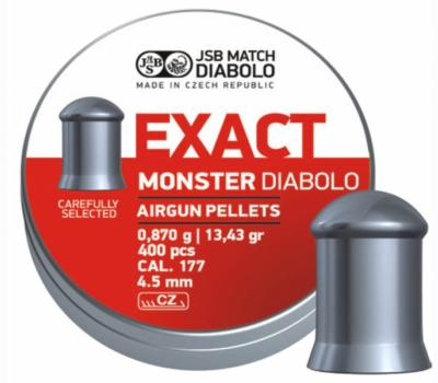 JSB PELLETS EXACT MONSTER 4.52