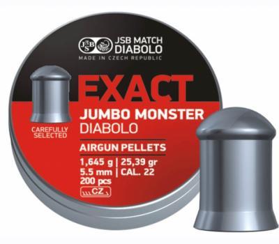 JSB PELLETS EXACT MONSTER 5.52
