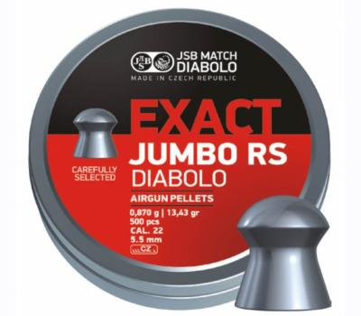 JSB PELLETS EXACT RS  5.52
