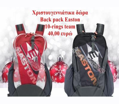BACK PACK EASTON 10 RING TEAM